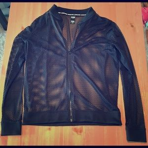 Victoria Secret Sports Zip Up Jacket